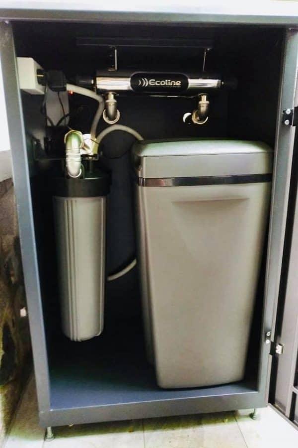 Máy lọc nước đầu nguồn AO Smith I97