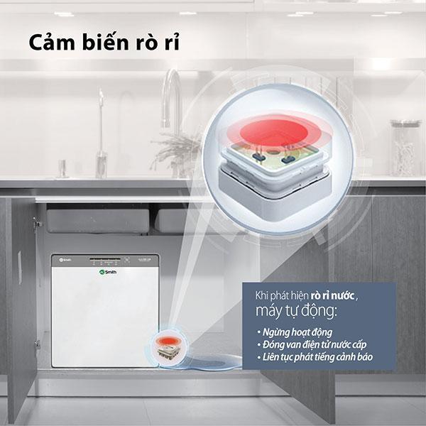 Cảnh báo rò rỉ nước